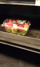 Photo: Husband wanted strawberry ice cream, but this section was pretty empty.