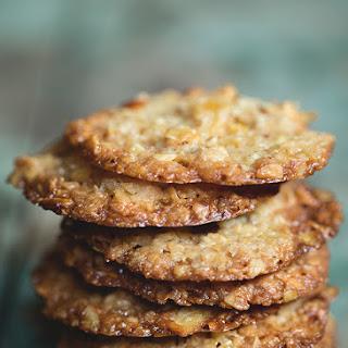 Potato Chip Lace Cookies