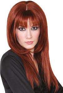 Beautyperuk, rödbrun