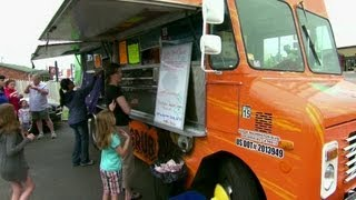 Food Trucks Are Bigger in TX