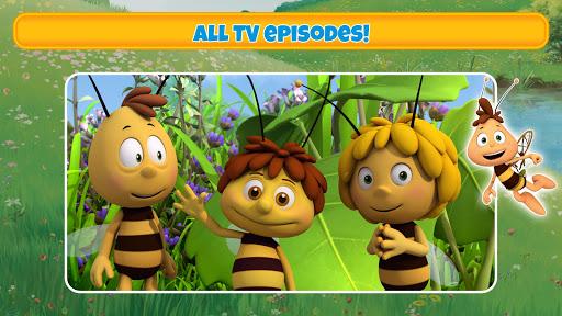 لقطات مايا النحلة 2