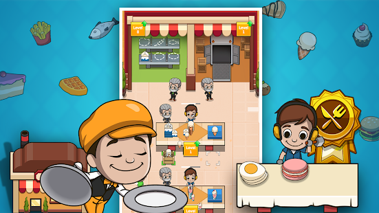 Idle Factory Tycoon Screenshot