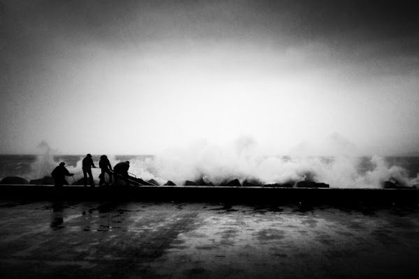 La tempête di essecento