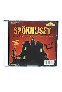 CD med spökljud - Spökhuset