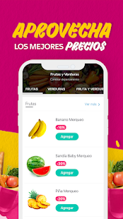 Merqueo: El supermercado del ahorro 3