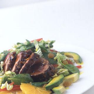 Island Pork Tenderloin Salad.