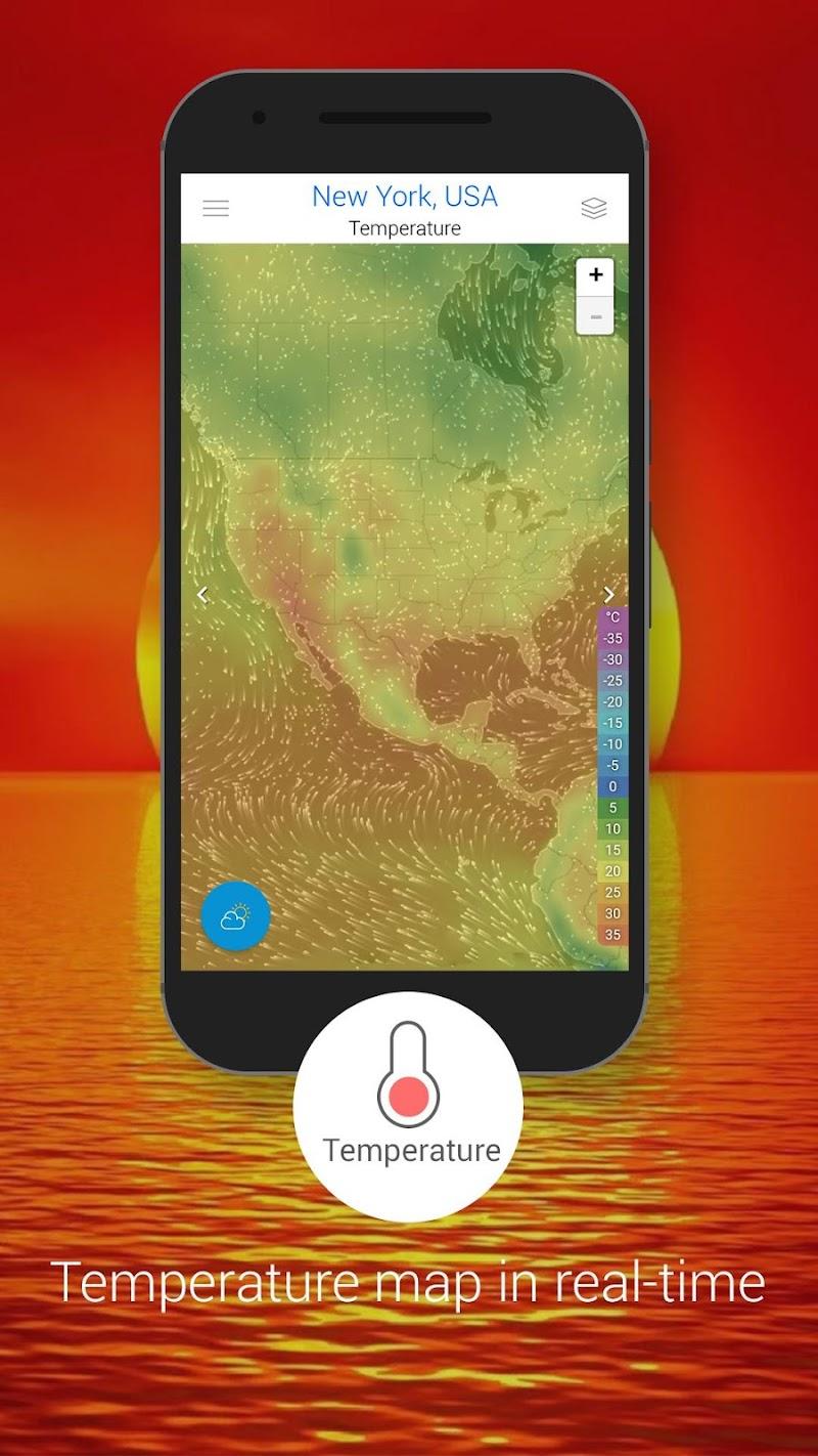 Weather Pro Screenshot 2