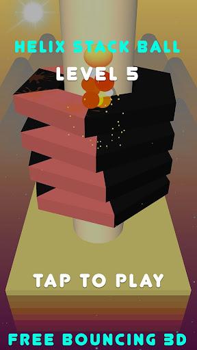 Helix Stack Ball Games : Jump Bouncing Balls 3D android2mod screenshots 1