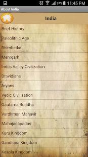 About India screenshot