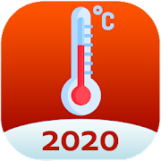 Indoor thermometer - Ultra accurate 2020 and free
