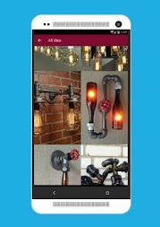 DIY Lamp Ideas APK screenshot thumbnail 4