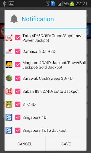 Lucky4D 1.19 screenshots 2