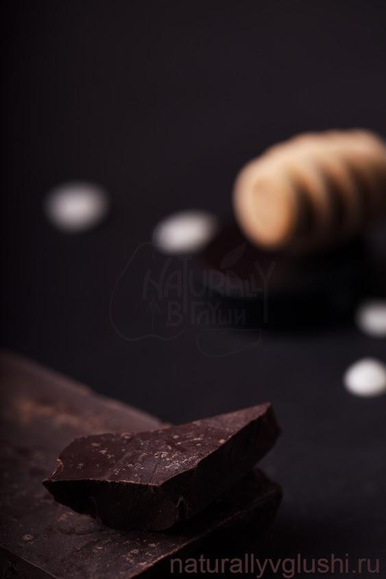 Бальзам для губ с шоколадом | Блог Naturally в глуши