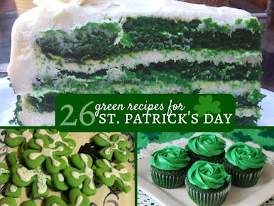 26 Green Recipes for St. Patrick's Day