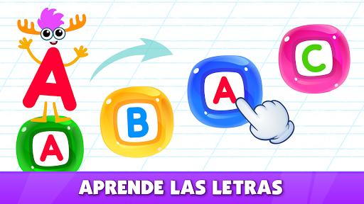 Bini Super ABC juego! Juegos educativos para niños screenshot 2