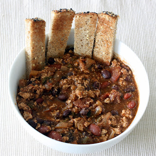 Vegetarian Tofu Chili