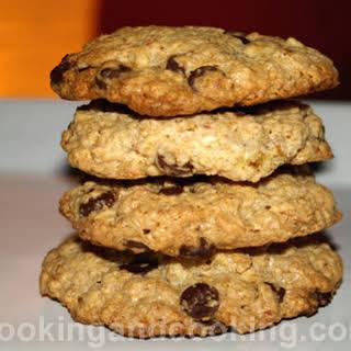 Oatmeal Chocolate Chip Cookies.