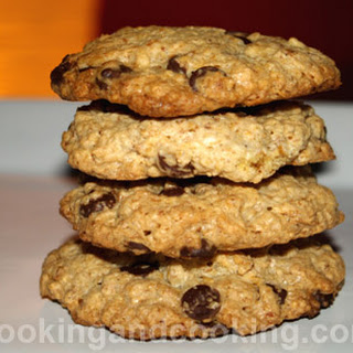 Oatmeal Chocolate Chip Cookies No Brown Sugar Recipes.
