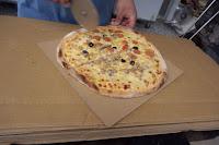 蜂巢石窯披薩
