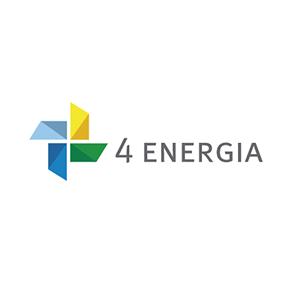 4 Energia Logo