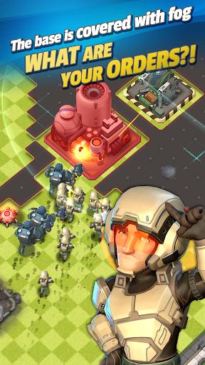 Download Mad Rocket: Fog of War - New Boom Strategy! MOD APK 6