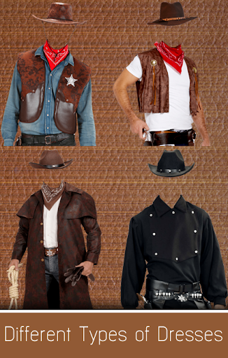cowboy suit dress up