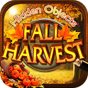 Hidden Objects Fall Harvest Halloween Object Game icon