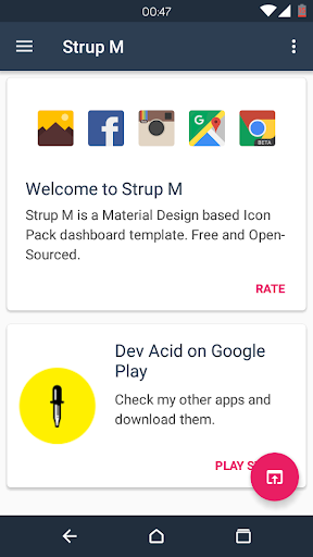 Strup M - Icon Pack