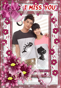 miss you photo frames screenshot thumbnail - Miss You Picture Frames