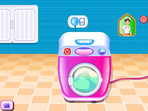 Hospital Clothes Wash Ironing 6.5.1 screenshots 5