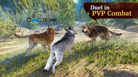 The Wolf Mod Apk 2.0 (Free Shopping) 3