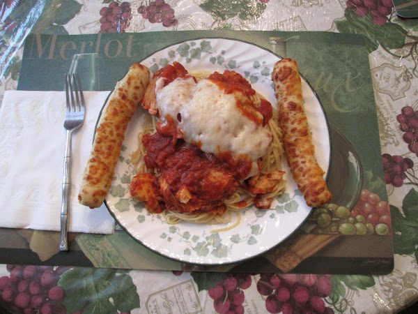 Stove Top Parmesan Chicken Recipe