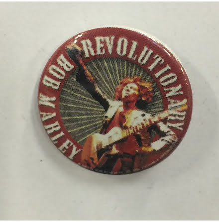 Bob Marley - Revul.. - Badge
