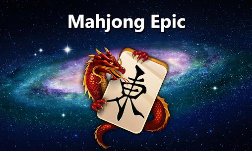 Mahjong Epic Mod Apk 4