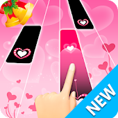 Magic Piano Pink - Music Game 2019
