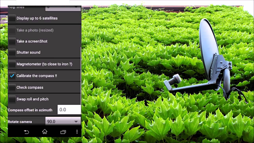 Satfinder 2019 1.0 screenshots 4