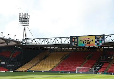 Premier League : Trois cas positifs au Covid-19 au sein de Watford où évolue Kabasele