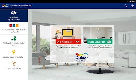 Dulux Nigeria Visualizer- screenshot thumbnail