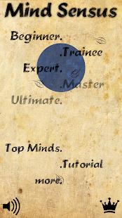 Mind Sensus - screenshot thumbnail