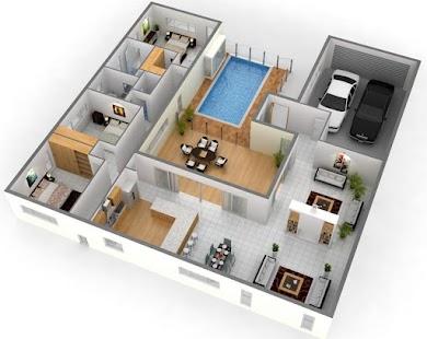 3d Floor Plan Screenshot Thumbnail