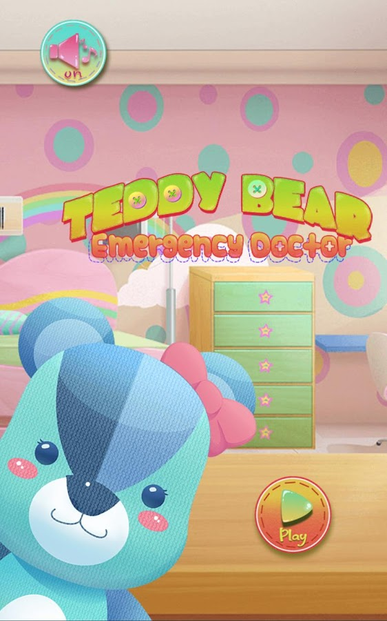 Teddy Bear Emergency Doctor- screenshot