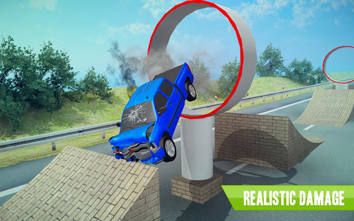 Car Crash Simulator: Beam Drive Accidents 1.4 screenshots 18
