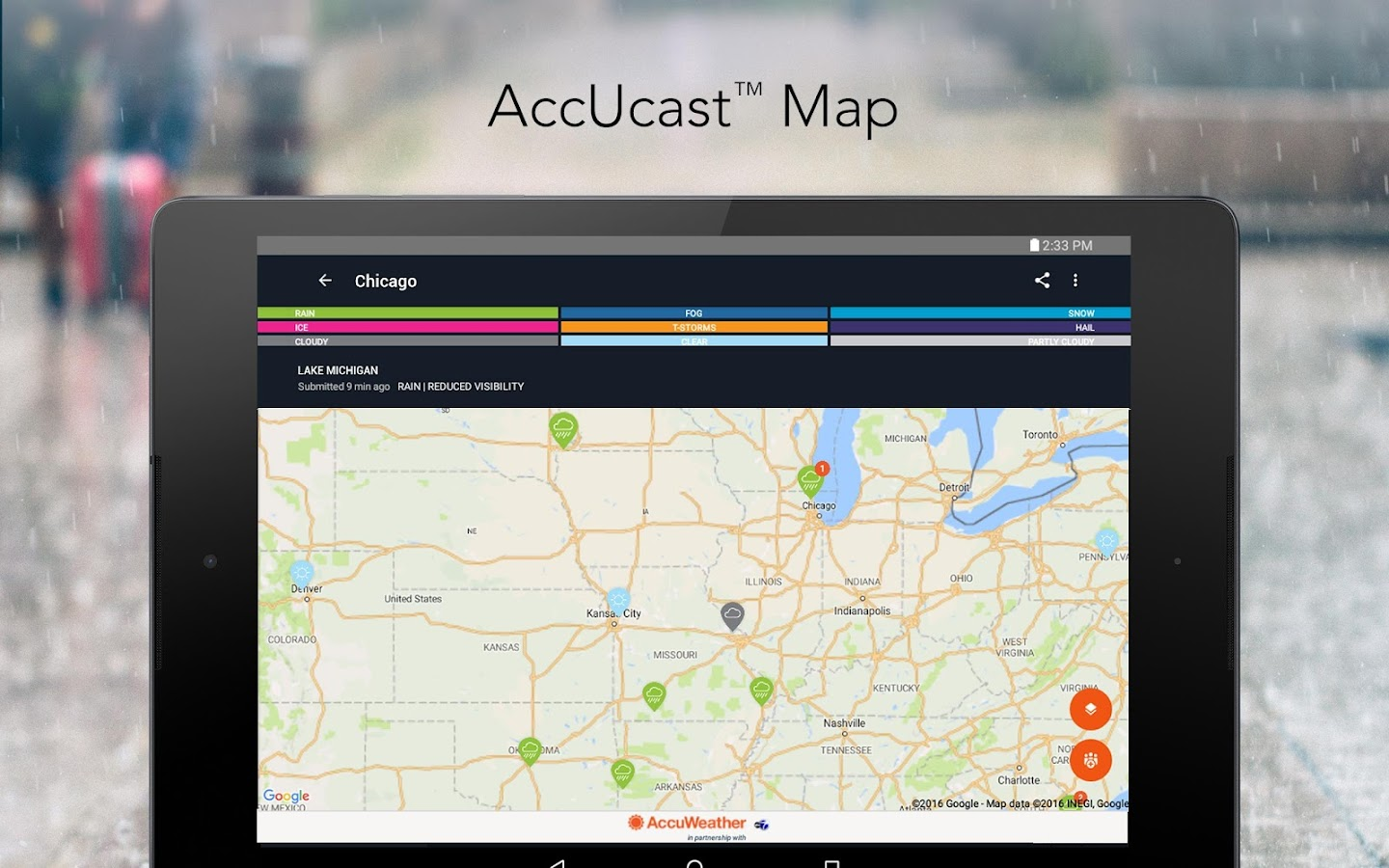 accuweather platinum  android apps on google play - accuweather platinum screenshot