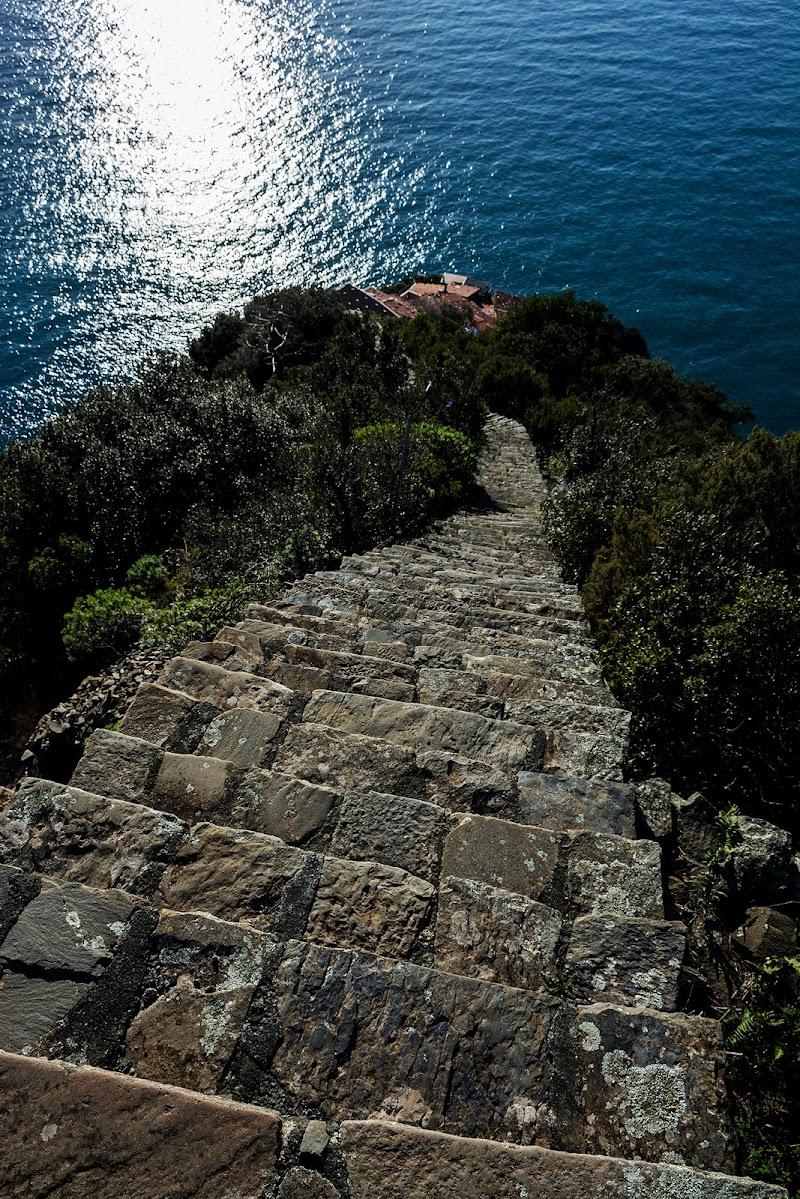 La scalinata della fatica di LucaMonego