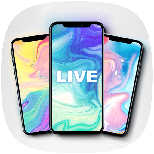 Live Backgrounds & Lockscreen - LiveWall Icon