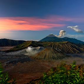amazing bromo by Eko Sumartopo - Landscapes Mountains & Hills