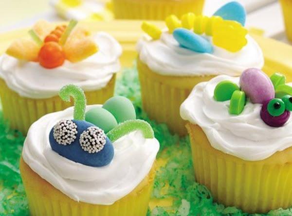 Bug Cupcakes Recipe