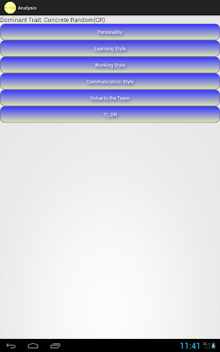 Personality Test By ZY  screenshots 10