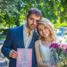 Wedding photographer Anna Maklakova (Anch). Photo of 19.08.2014