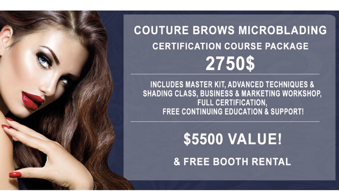 Couture Brows | Microblading Training Academy - Permanent